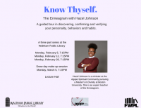 Know Thyself - The Enneagram With Hazel Johnson