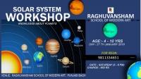 solar system workshop