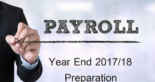 Payroll Preparation for Year End 2017 and Year Beginning 2018, Denver, Colorado, United States