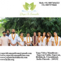 41 Days 500-Hour Yoga Teacher Training Rishikesh