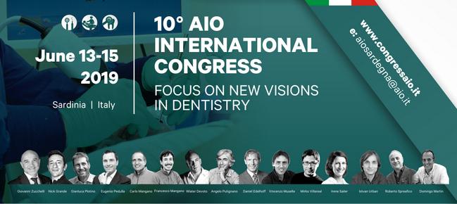 X AIO International Congress, Cagliari - Chia, Sardegna, Italy