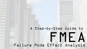 Dynamic control plan combines FMEA and the control plan, Denver, Colorado, United States