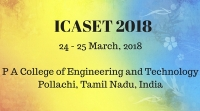 First International Conference on Advances in Science, Engineering and Technology 2018