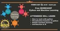 Python & Machine Learning Workshop