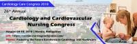 26th Annual Cardiology and Cardiovascular  Nursing Congress