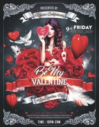 Be My Valentine Bollywood Party 2018