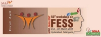 50th Workshop on FESS