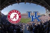 Kentucky Wildcats Mens Basketball vs. Alabama Crimson Tide - Tixbag.com