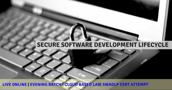 LiveOnline Workshop On Secure SDLC   Durham, Durham, North Carolina, United States