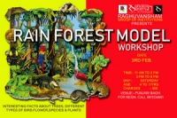rain forest model workshop