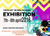 The Creations(a group art show), South Delhi, Delhi, India