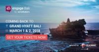 Engage Bali 2018