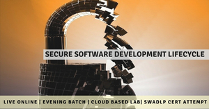 Secure Software App Development Life Cycle | Live On-line Workshop,