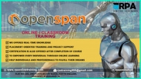 Openspan Online training | Openspan training in hyderabad