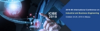 2018 4th International Conference on Industrial and Business Engineering (ICIBE 2018)