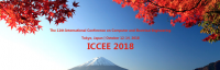 2018 11th International Conference on Computer and Electrical Engineering (ICCEE 2018)--JA, Ei Compendex, Scopus