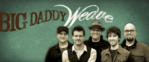 Big Daddy Weave Concerts, Boone, Kentucky, United States