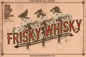 Frisky Whisky Tickets, Delta, Michigan, United States