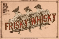 Frisky Whisky Tickets