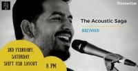 The Acoustic Saga-Bollywood at SHIFT Rooftop lounge