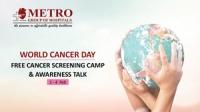 Free Cancer Screening Camp & Health Awareness Talk