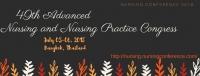 49th Advanced Nursing and Nursing Practice Congress
