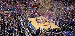 2018 NCAA Men's Basketball Tournament: Rounds 1 & 2 - All Sessions Pass, Dallas, Texas, United States