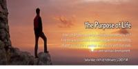 Free Talks @ Kunzum Cafe: Purpose of Life