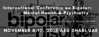 International Conference on Bipolar Disorder: Psychiatry and Mental Health
