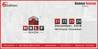 HBLF Show 2018 in Ahmedabad