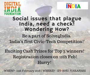 Solve4India, Varanasi, Uttar Pradesh, India