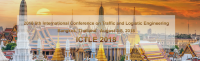 2018 6th International Conference on Traffic and Logistic Engineering (ICTLE 2018)--Ei Compendex and Scopus