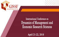 International Conference on Dynamics of Management and Economic Research (DMER-2018)