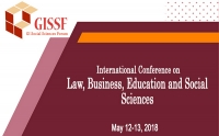 International Conference on Law, Business, Education and Social Sciences (LBESS-2018)