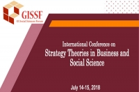 International Conference on Strategy Theories in Business and Social Science (STBSS-2018)