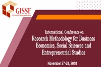 International Conference on Research Methodology for Business Economics, Social Sciences and Entrepreneurial Studies (RBESE-2018)