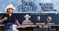Brad Paisley Lexus Lounge Access - Tixbag