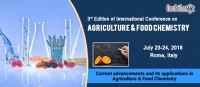 3rd Edition of International Conference on Agriculture and Food Chemistry