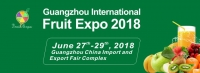 2018 Guangzhou International Fruit Expo (Fruit Expo 2018)