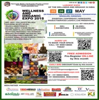 Wellness and Organic Expo - 2018