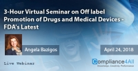 Label Promotion of Drugs and Medical Devices