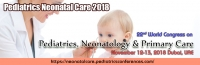 22nd World Congress on Pediatrics, Neonatology & Primary Care