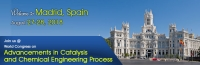 Global Congress on Advancements in Catalysis and Chemical Engineering Process - Updated
