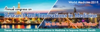 Annual congress on Research and Innovations in Medicine