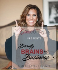 Beauty Brains and Business - Event
