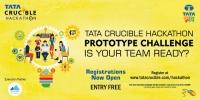 TATA Crucible Hackathon - Campus Edition 2018