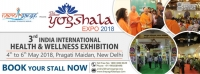 The Yogshala Expo 2018- Health & Wellness Exhibition