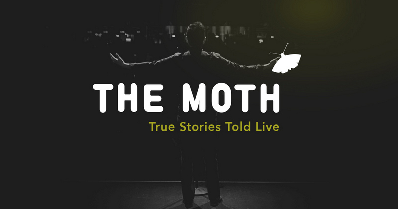 The Moth Storyslam, Louisville, Kentucky, United States