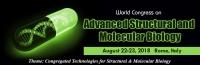 World Congress on Advanced Structural and Molecular Biology 2018