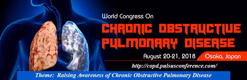 World Congress on Chronic Obstructive Pulmonary Disease (COPD 2018), Osaka, Japan
